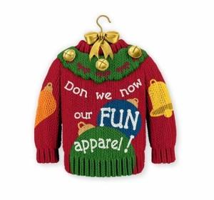 Appropriate attire for celebrating the  Non-Denominational Winter Solstice